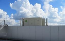 Laveur d'air industriel