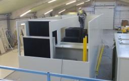 Laveur d'air à 5 étapes Biogas (Limbourg)