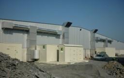 Installation industrielle en trois étapes sur le compostage (France)
