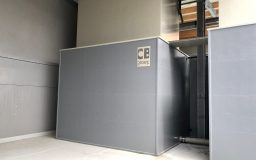 Purification complète de l'air dans une nouvelle usine de compostage